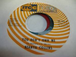 Soul-45-KEANYA-COLLINS-You-Don-039-t-Own-Me-on-Itco-3