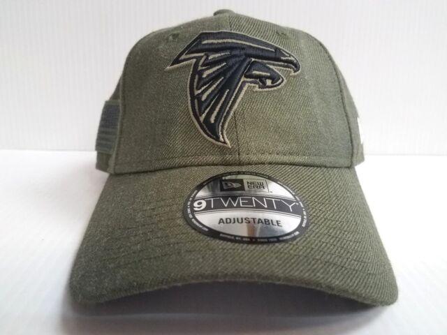 Atlanta Falcons Cap Era 9twenty Adjustable NFL 2018 Salute to Service Hat c18e2265db3