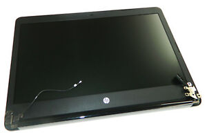 HP-14-BP059NA-14-0-034-COMPLETE-LCD-SCREEN-LID-BACK-COVER-HINGE-ASSEMBLY-HAR205-B