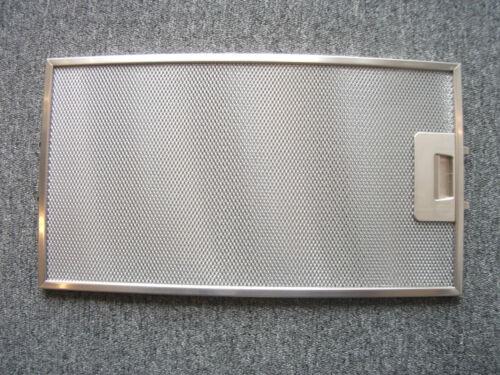 Fettfilter Metall 401x222x9 mm ORIGINAL MIELE 8257721