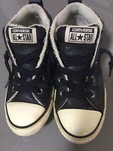 Converse Schuhe Für Jungs Gr.32 Zahlreich In Vielfalt