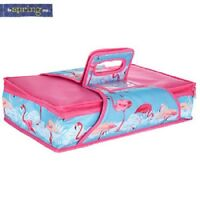 Flamingo Insulated Carrying Case For Casserole Or Other Dishes