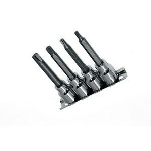 CTA Tools 8755 4 Piece Clutch-Head Bit Socket Set