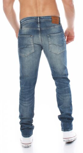Slim Fit Jj887 Glenn Original Men/'s Jeans Pants Jack /& Jones New