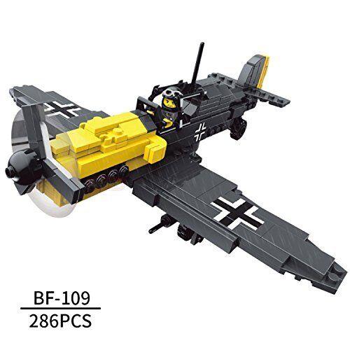Jie Star  23040 Bausatz ME BF-109 Messerschmidt 286 Teile