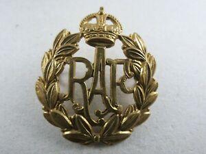Military-Brass-Badge-RAF-Royal-Air-Force-K-C