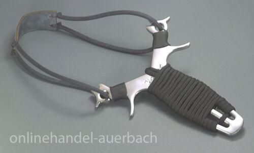 """Sportschleuder Steinschleuder Schleuder Zwille slingshot  DANKUNG /""""PANTHER/"""""""