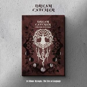 Dreamcatcher-Dystopia-The-Tree-of-Language-Vol-1-Album-Folded-Poster-Extra