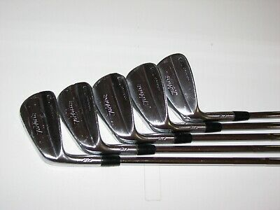 Titleist Forged MB 712 Golf Irons 6-PW, LH  | eBay