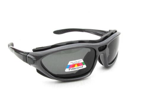 Alpland SPORTBRILLE  Polarisierende Gläser Kitesurfbrille Radbrille Schutzbrille