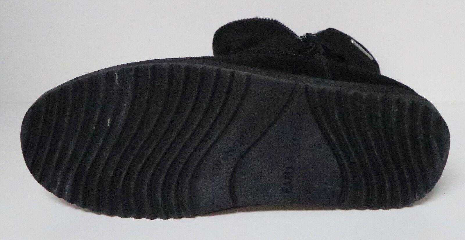 EMU AUSTRALIA DEEPWATER MINI femmes WATERPROOF SHEEPSKIN ANKLE bottes bottes bottes W11251 34f41a