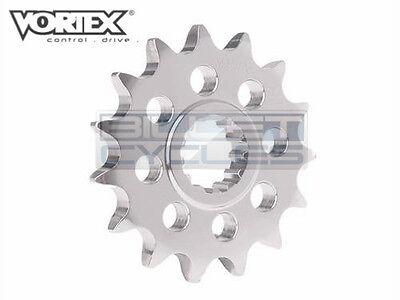 Vortex 520 Front Sprocket Steel 16 Teeth Natural 3289-16