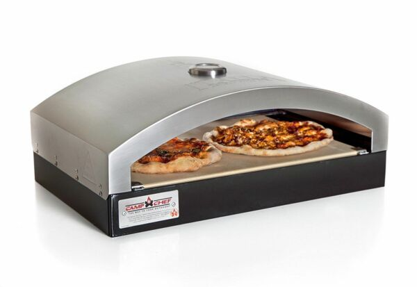 Camp Chef Italia Artisan Pizza Oven Accessory 16in Grill