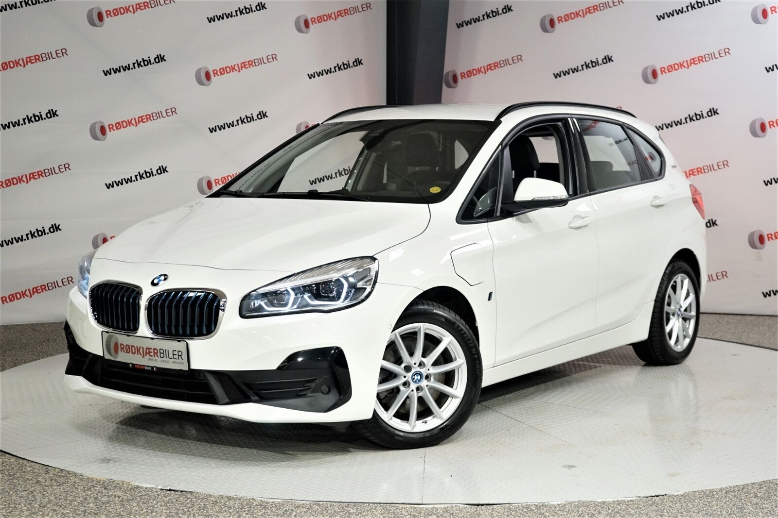 BMW 225xe 1,5 Active Tourer Advantage aut. 5d - 2.908 kr.