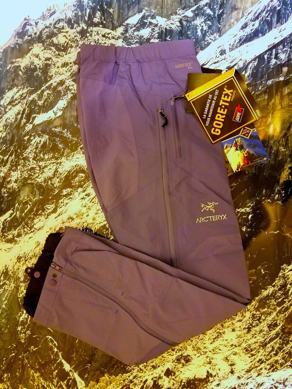 ARC'TERYX BETA AR Damenschuhe Pants Medium GORE TEX Winter Iris Farbe, BRAND NEW