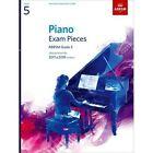 Piano Exam Pieces 2017 & 2018 ABRSM Grade 5 Selected Editor Richard Jones
