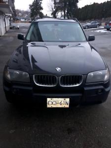 2006 BMW x3 2.5i