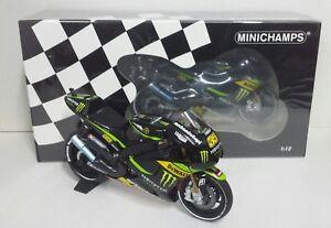 MINICHAMPS-CAL-CRUTCHLOW-1-12-YAMAHA-YZR-M1-034-MONSTER-034-TECH3-MOTOGP-2013-NEW