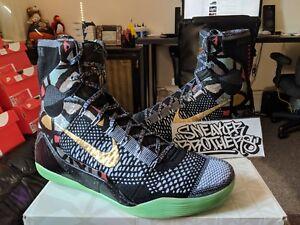 competitive price 8d651 68973 Image is loading Nike-Kobe-IX-9-Elite-ASG-Maestro-NOLA-
