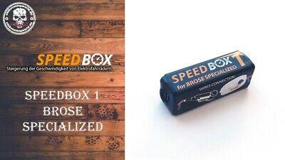 Speedbox 1 Für Brose Specialized E-bike Tuning Pedelec Tuning Ebike Tuning Chip