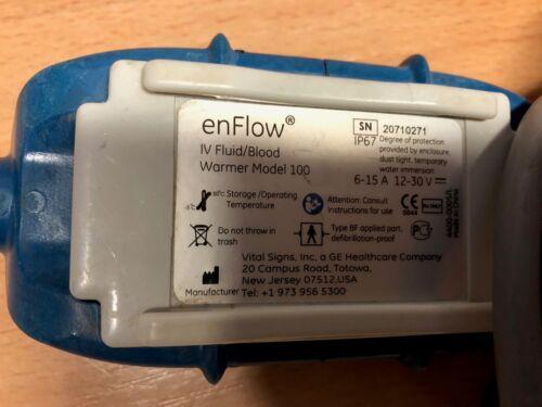 Blood Warmer Modello 100 Enflow IV Fluid