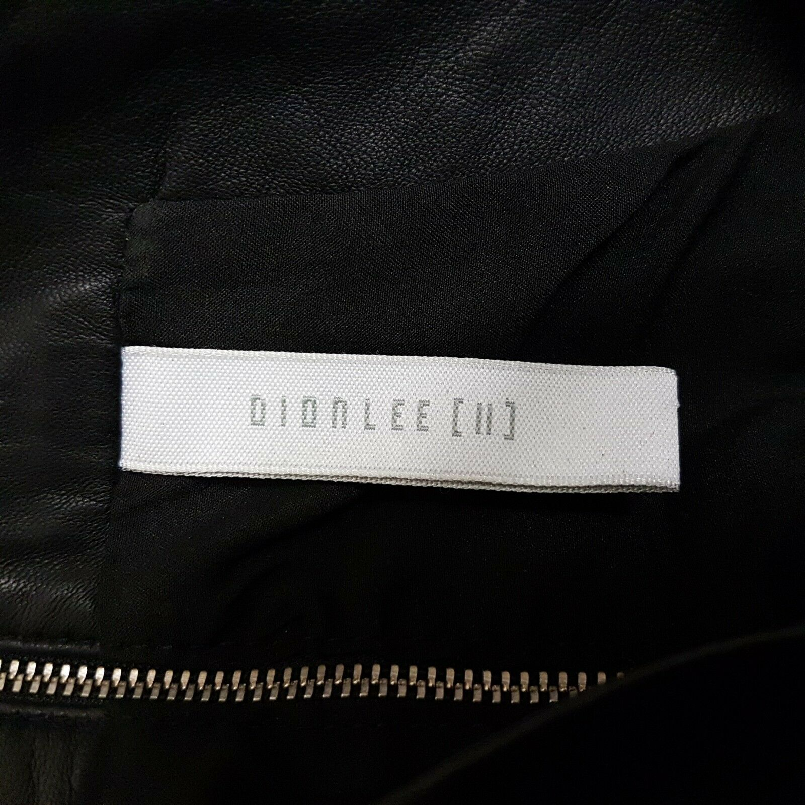 Dion Lee Pelle Ritagliata Top Party Top Top Top 2bad15