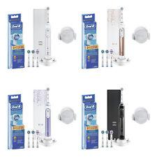 Oral-B Genius 10100S Elektrische Zahnbürste Akkuzahnbürste Bluetooth Timer