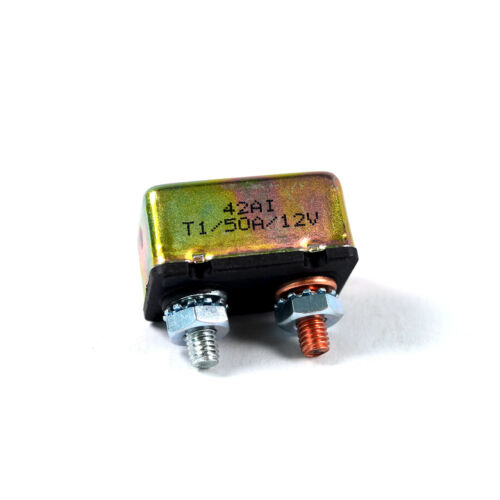 Sicherung 30A oder 50A Bi Metall 15A 12V