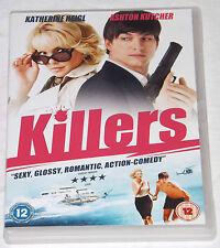 Killers [DVD] DVD Ashton Kutcher & Katherine Heigl - Romantic Comedy