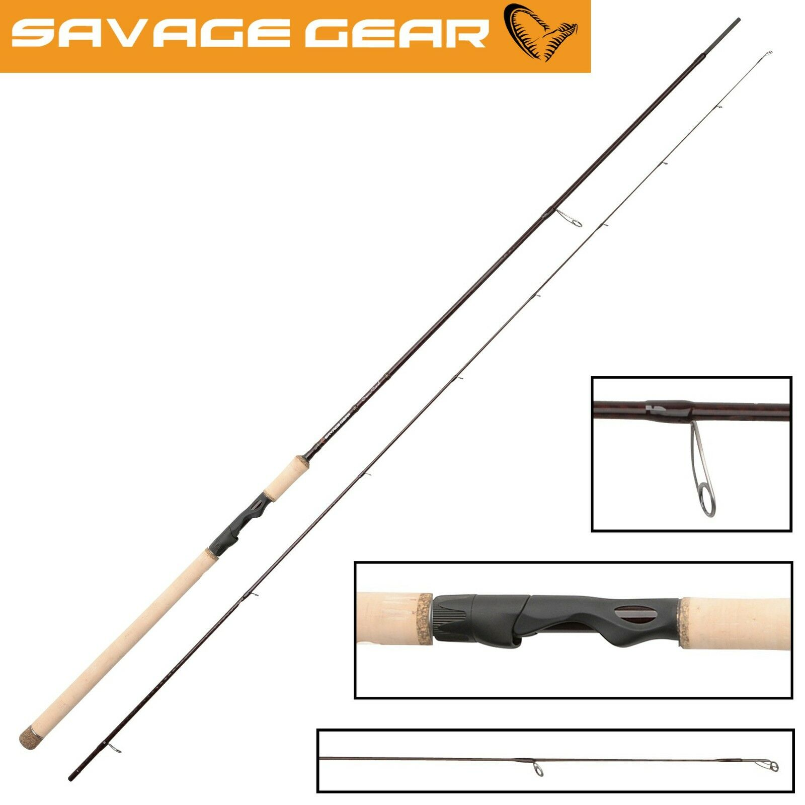 Savage Gear Custom Protator Protator Protator 258cm 150g, Hechtrute zum Kunstköderangeln    Bekannt für seine schöne Qualität  af5d82