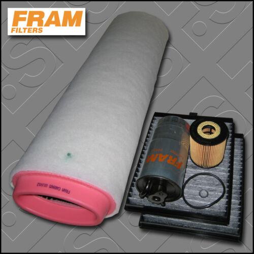 Homme-Filtre Intérieur Filtre Filtre à Huile Filtre à Air De Pollen Filtre charbon actif 32044991
