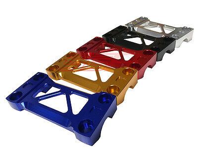 Kawasaki ZRX1100 ZRX1200 Handlebar Bar Holder Top Clamp CNC Billet Aluminum