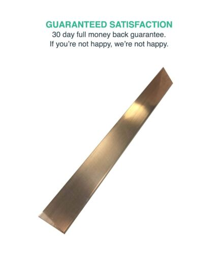 5 REPL Stainless Flavorizer Bars fits Weber Grills # 7536 21.5 x 2.375 x 2.37