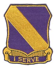 Army Patch:  52nd Infantry Regiment - modern