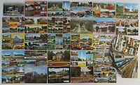 62 x Bad Oeynhausen Postkarten Ansichtskarten Sammlung gelaufen frankiert >1960