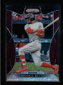MOOKIE-BETTS-2019-PANINI-PRIZM-180-BURGANDY-SHIMMER-PRIZMS-PARALLEL-25-AX6383