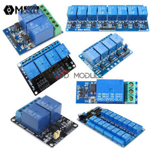 12V-1-2-4-8-16-Channel-Relay-Module-with-optocoupler-for-Arduino-PIC-AVR-DSP-ARM
