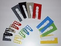 Kitchen Packers Plastic Window And Door Packers Frames 40mm x 45mm pack of 100