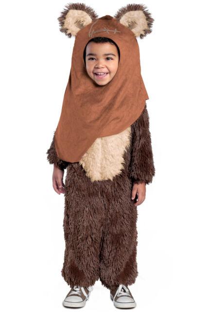 Child Classic Star Wars Premium Wicket Ewok Costume