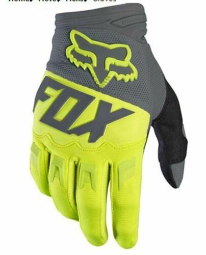 2020 FOX Glove Racing Motorcycle Gloves Cycling Bicycle MTB Bike Riding