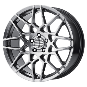 Details about Ford Mustang GT500 Style Wheel 19x10 +48 Hyper Dark Silver  5x114 4 (QTY 1)