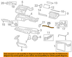 Toyota Oem 0515 Taa 40lv6 Ac Evaporator Heaterdrain Hose. Is Loading Toyotaoem0515taa40lv6. Toyota. Toyota Tacoma Heater Air Conditioner Diagram At Scoala.co