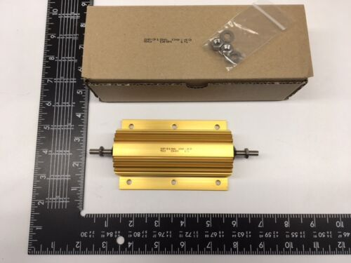 250 Watt 50 ohm 1/% UAL-250-50 ohm-1/% Riedon Qty = 1 Wirewound Resistor
