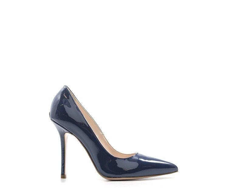 zapatos zapatos zapatos LIU JO mujer DECOLLETE  azul Pelle naturale,Verniciato SXX523P0131S1102  mejor moda