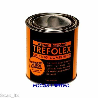 Miscellaneous W/B Trefolex Cutting Compound 500ml Tin - Drilling Compound