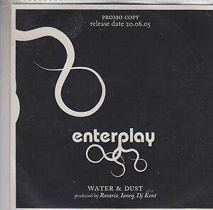 CD-ALBUM-PROMO-ENTERPLAY-WATER-amp-DUST