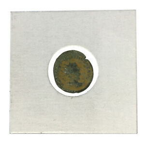 1500 years old With COA ANCIENT ROMAN BRONZE COIN