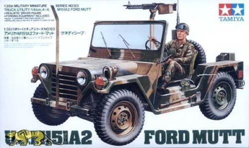 M151A2 Ford Mutt 1:35 Tamiya 35123 U.S