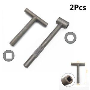 1pc Motorcycle Motorbike Steel Adjustment Valve Screw Repair Tool Wrench Spanner