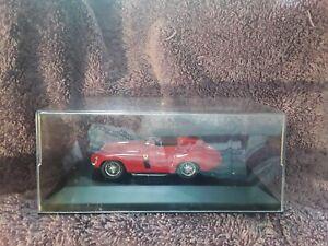 Modelo-Mejor-Diecast-Ferrari-750-Monza-Prova-Rojo-1-43-Escala